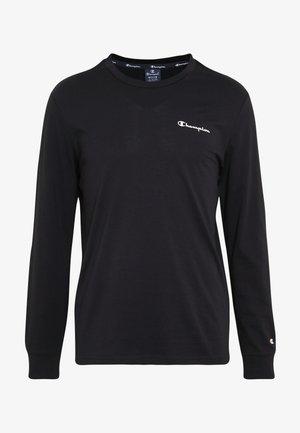 LONG SLEEVE - Camiseta de manga larga - black