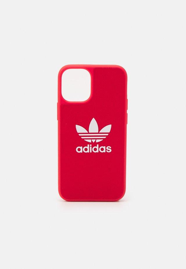 IPHONE 12 MINI - Obal na telefon - scarlet / white