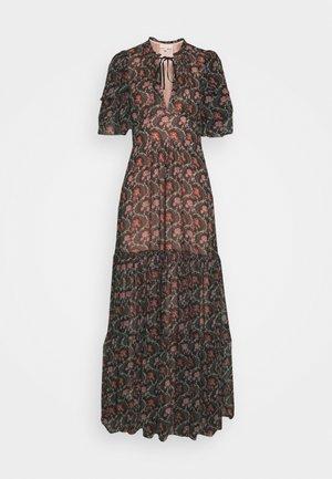 GEORGETTE MAXI DRESS - Maxi dress - dark wallpaper