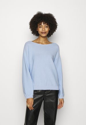 Jumper - pastel blue