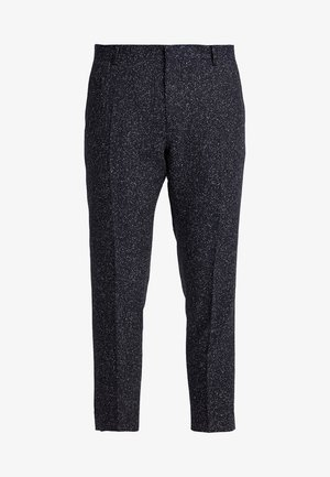 GIB TAPERED - Trousers - navy
