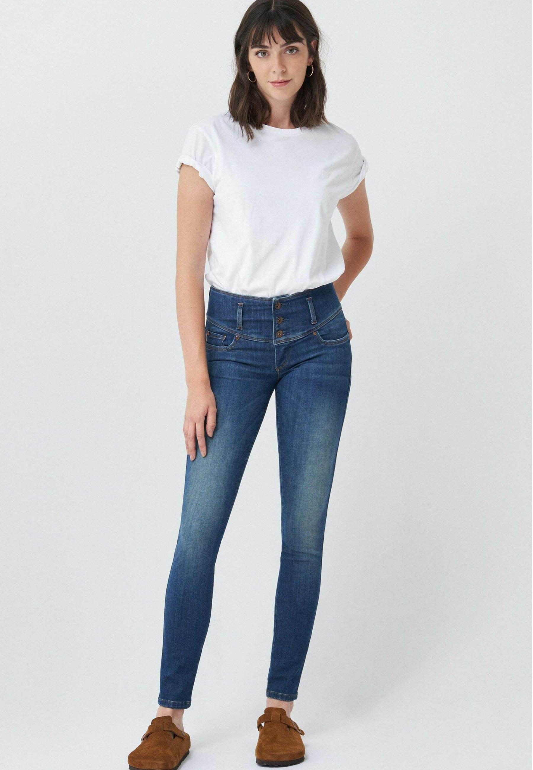 Damen MYSTERY PUSH UP - Jeans Skinny Fit