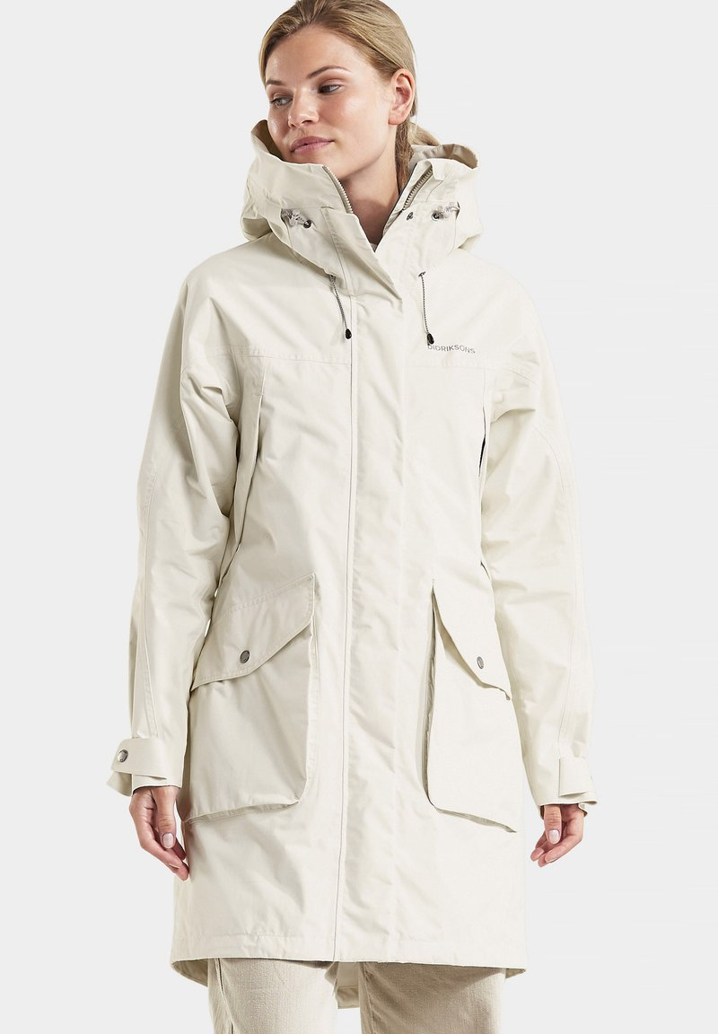 Didriksons - Parka - shell white