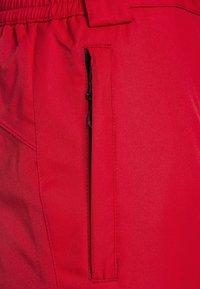CMP - SALOPETTE UNISEX - Zimní kalhoty - red - 2