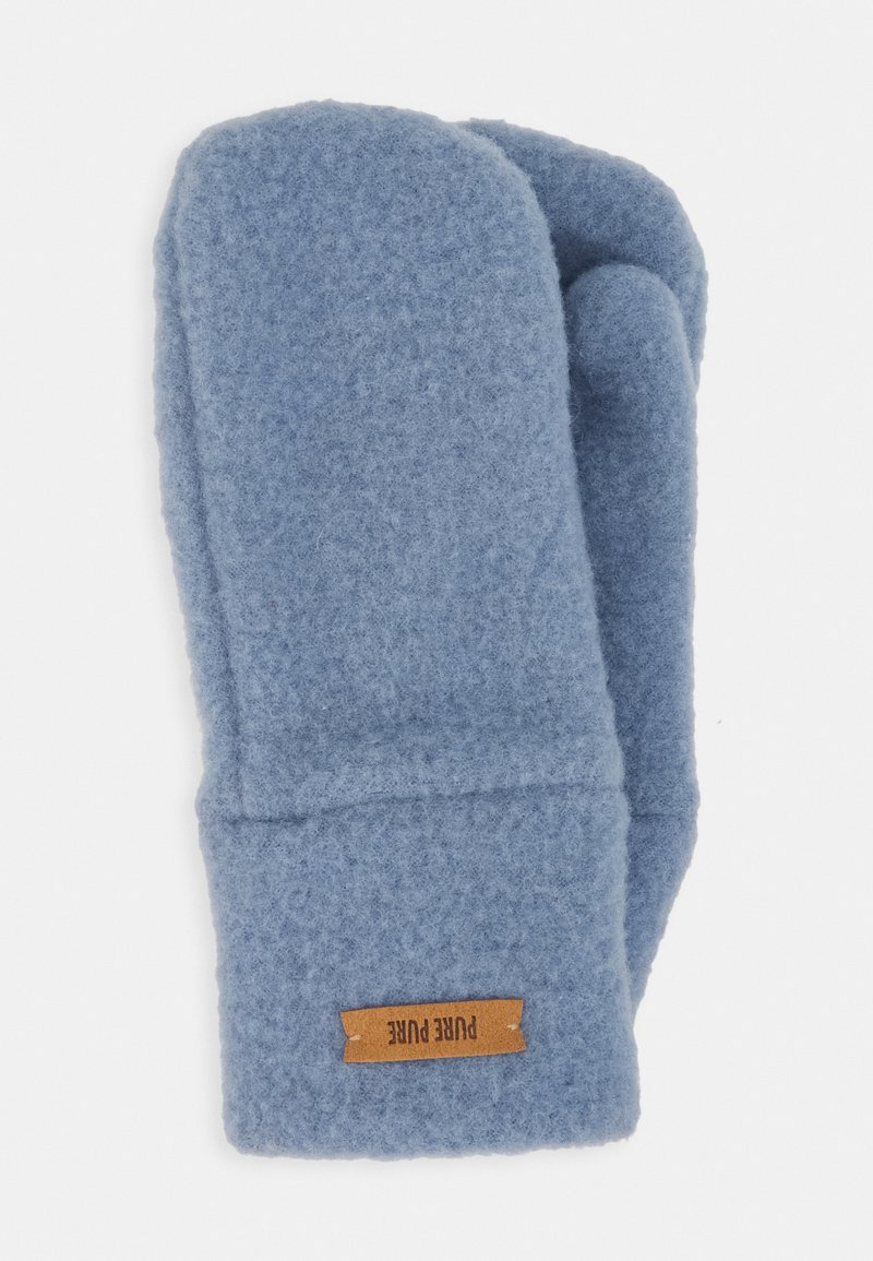 pure pure by BAUER - MINI FÄUSTEL - Mittens - dusty blue