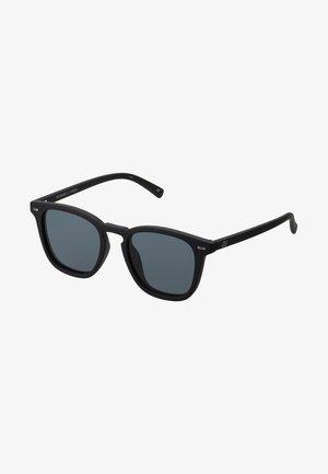 NO BIGGIE - Aurinkolasit - matte black rubber