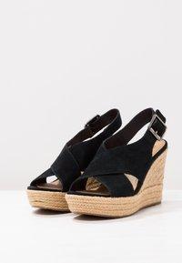 UGG - HARLOW - High heeled sandals - black - 4