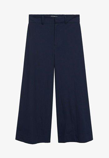 CIEL - Pantalon classique - donkermarine