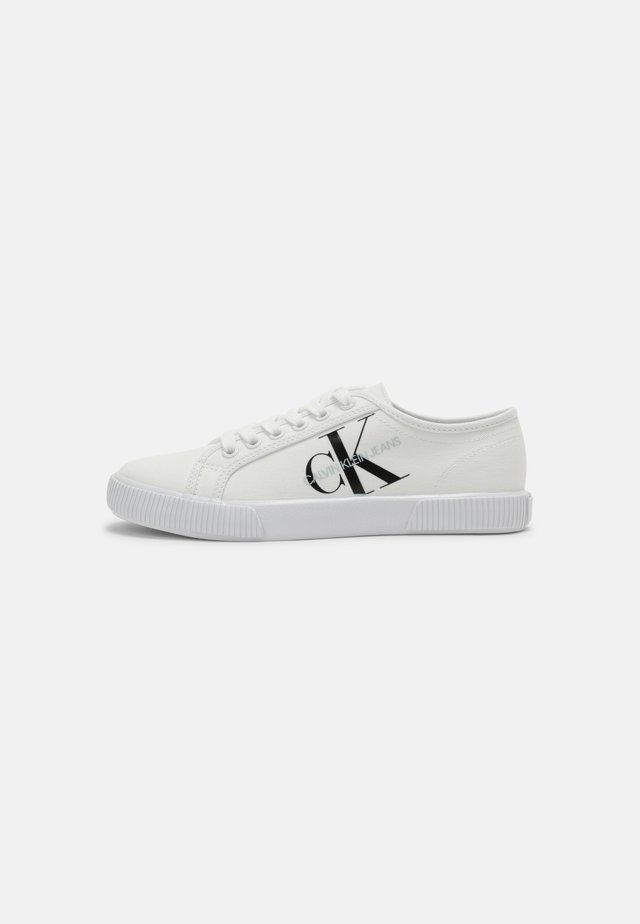 VULCANIZED SNEAKER LACEUP CO - Trainers - Sneaker low - bright white