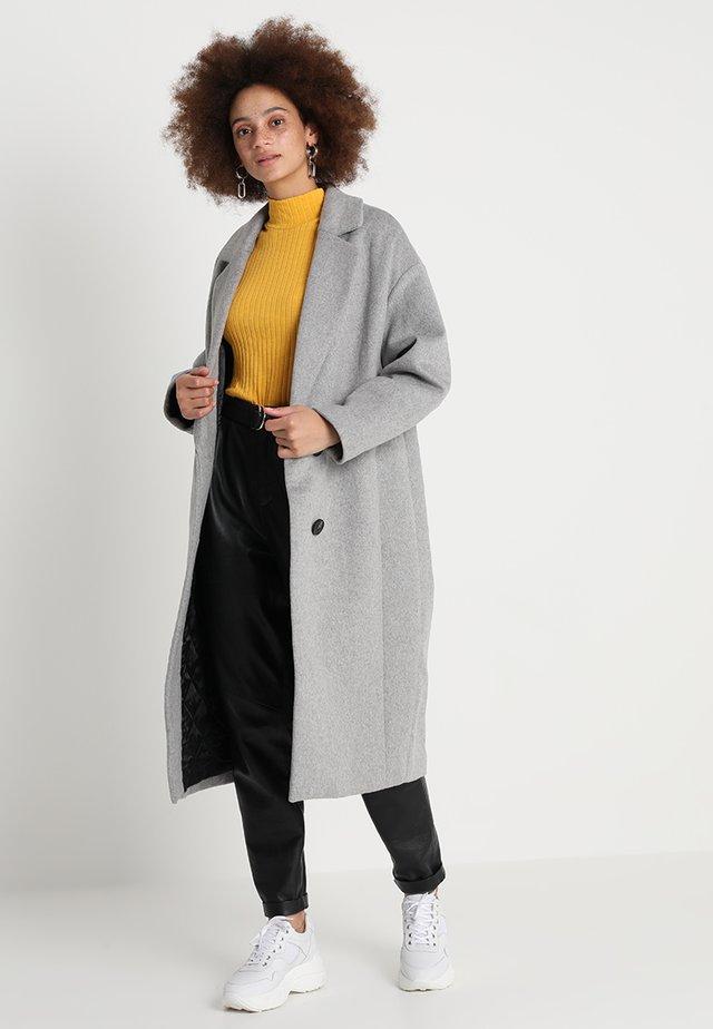 NOLA - Lehká bunda - medium grey melange