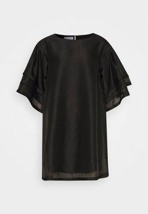 ENOLA SLEEVE DRESS - Day dress - black