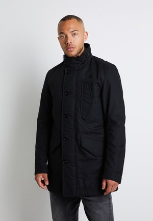SCUTAR UTILITY PDD TRENCH - Trenchcoat - solar black