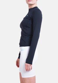 SPORTKIND - Sports shirt - navy blau - 2