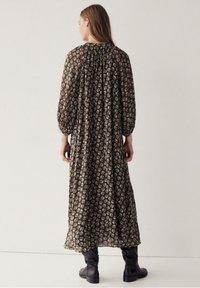 Massimo Dutti - Day dress - brown - 1