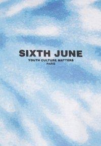 Sixth June - TIE DYE TEE - Camiseta estampada - blue - 2