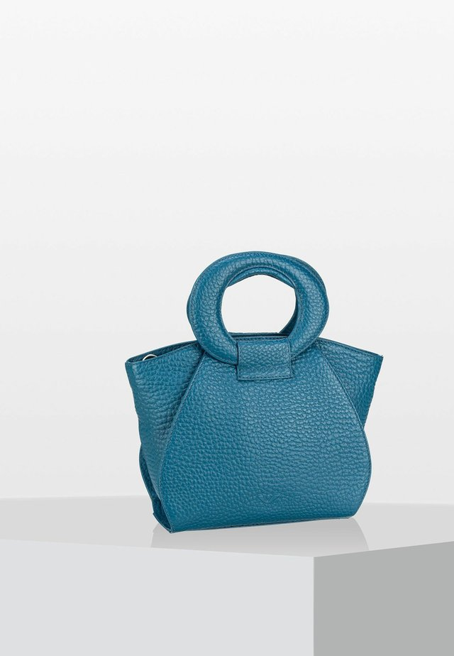 HIRSCH GRACELYN - Handbag - petrol
