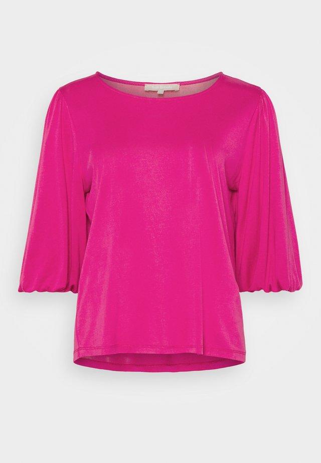 NINELLA - Camiseta de manga larga - pink peacock