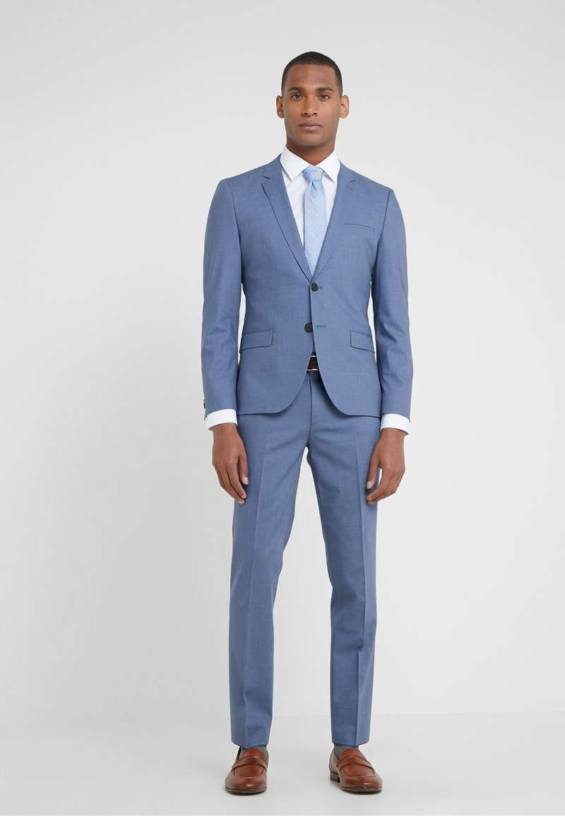HUGO - ARTI HESTEN - Suit - light/pastel blue