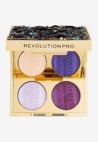 Revolution PRO - ULTIMATE EYE LOOK HIDDEN JEWELS PALETTE - Eyeshadow palette - - - 1