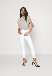 Levi's® - MILE HIGH ANKLE SKINNY - Jeans Skinny Fit - cool as ice - 1