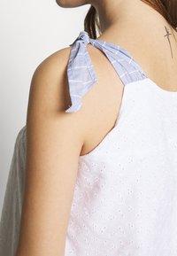 Paulina - SON OF A SUN - Korte jurk - white - 5
