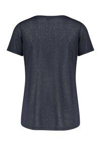 comma casual identity - Basic T-shirt - marine (52) - 1