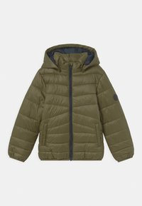 Name it - Winter jacket - ivy green - 0