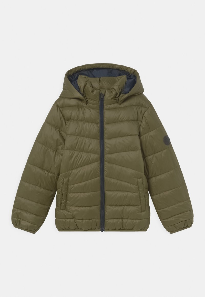 Name it - Winter jacket - ivy green