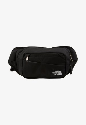 BOZER HIP PACK UNISEX - Vyölaukku - tnf black/tnf white