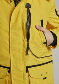 TOM TAILOR - Winter coat - californian yellow - 4
