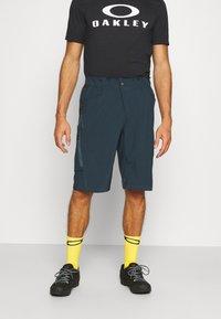 Vaude - MENS LEDRO - Outdoor Shorts - steelblue - 0