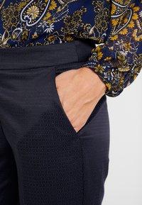 comma - Trousers - dark blue - 5