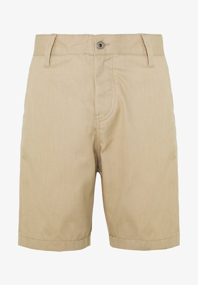 JJIROYAL JJCHINO  - Shorts - safari