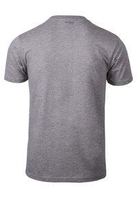 Spitzbub - HUBERT - Basic T-shirt - grey - 1