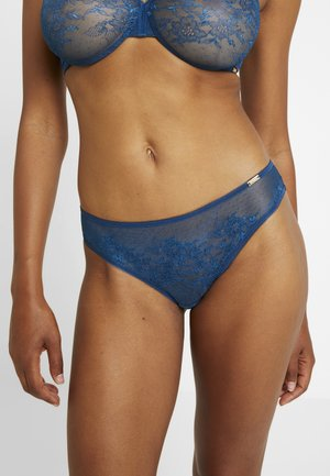 GLOSSIES LACE - Briefs - teal