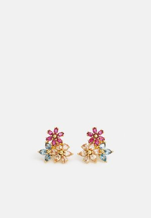CLUSTER STUDS - Earrings - multi