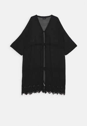 MAUNDREY 3/4 - Summer jacket - black