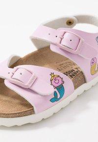 Walnut - ROTTERDAM - Sandals - pink - 5