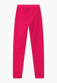 Blue Seven - KIDS HEARTS  - Tracksuit bottoms - magenta