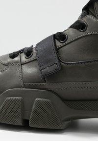 Kennel + Schmenger - ACE - Baskets montantes - dark green - 2