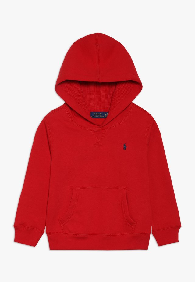 HOOD - Sweat à capuche - red