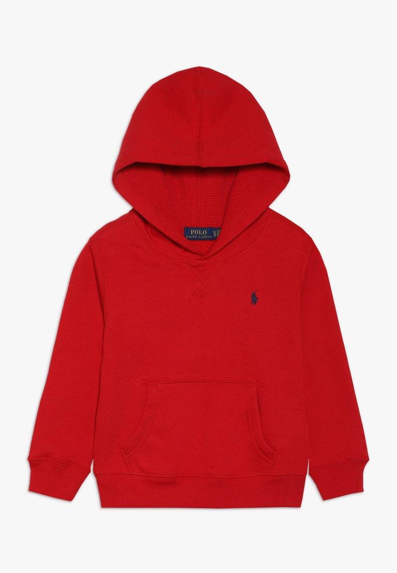 Polo Ralph Lauren - HOOD - Mikina skapucí - red
