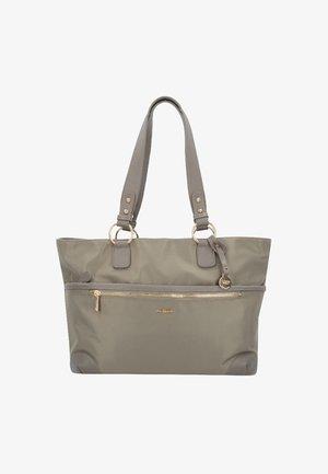 ALENA - Handbag - taupe