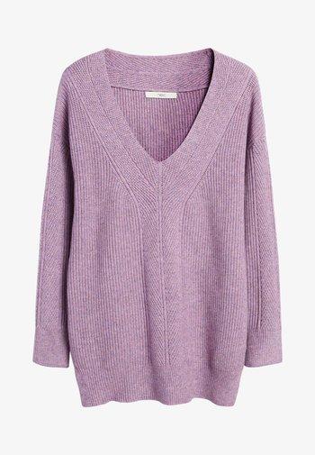 Jumper - lilac