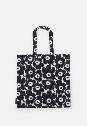 KIOSKI LOPULTA UNIKKO - Shopping bag - off white/black