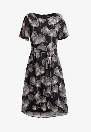 FLUENT - Day dress - black
