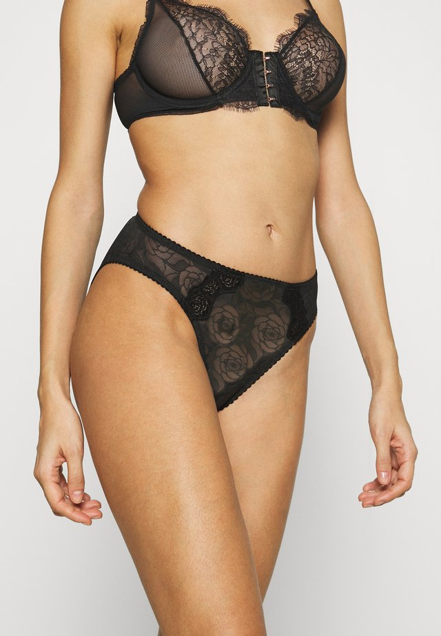 DILLON BRIEF - Slip - black