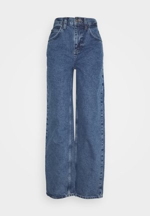 MODERN BOYFRIEND - Relaxed fit jeans - blue denim