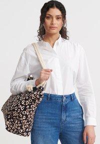 Superdry - Shopping bag - leopard print - 2