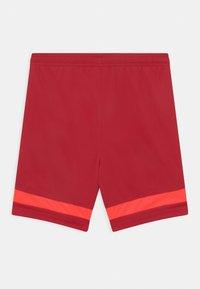 Nike Performance - UNISEX - Sports shorts - gym red/bright crimson/volt - 1